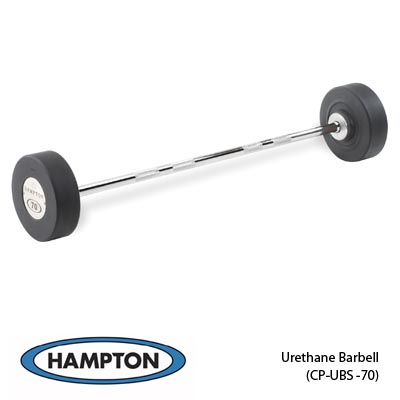 URETHANE BARBELL CLUB PACK - 2
