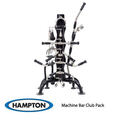 MACHINE ATTACHMENT BAR CLUB PACK
