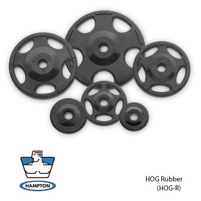 HAMPTON OLYMPIC RUBBER GRIP PLATE