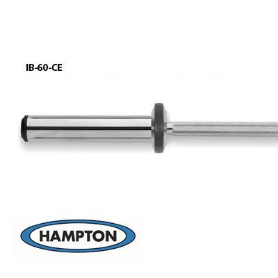 5' International Bronze Bushing Bar w/ Hard Chrome Finish (30 mm - 135,000 psi)