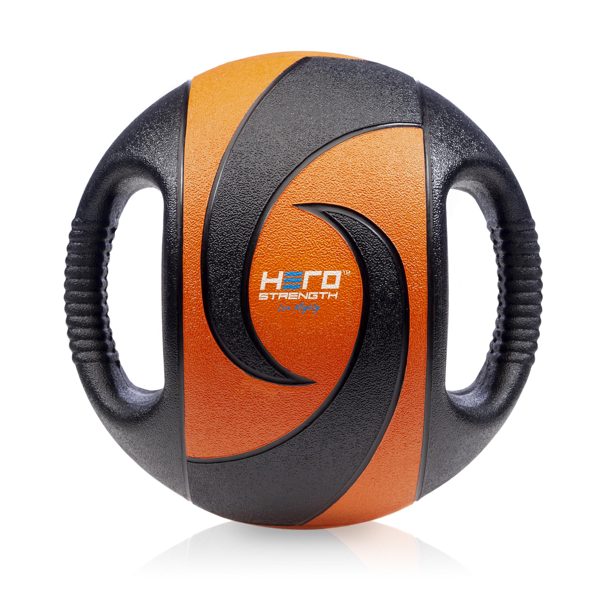 Herostrength Duel Handle Medicine Balls Hampton Fitness