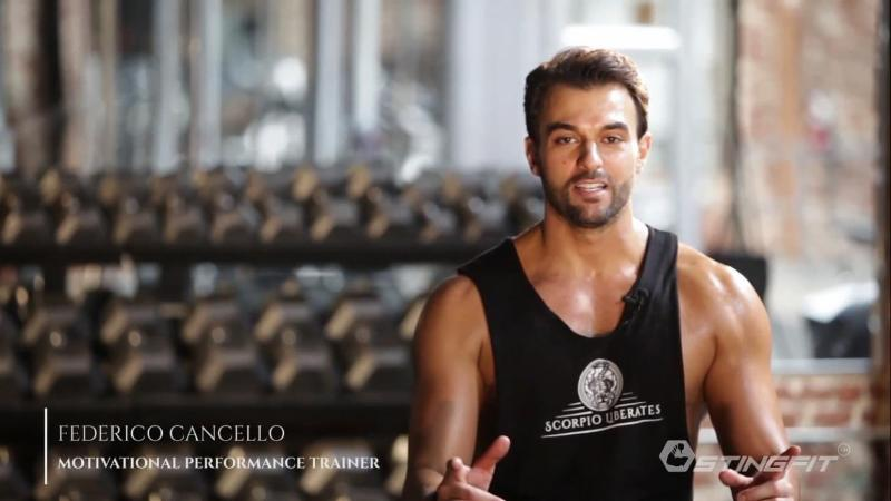 Federico Cancel gives a run-down of his fitness motivation.