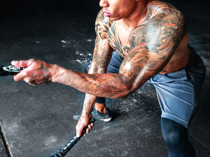 Get A Full-Body Workout With Rope Exercises